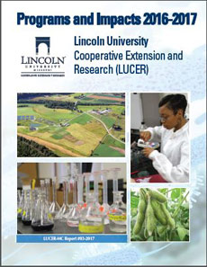 LUCER Programs and Impacts 2016 - 2017