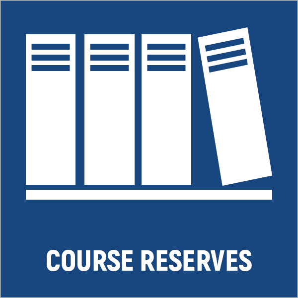 Course Reserves