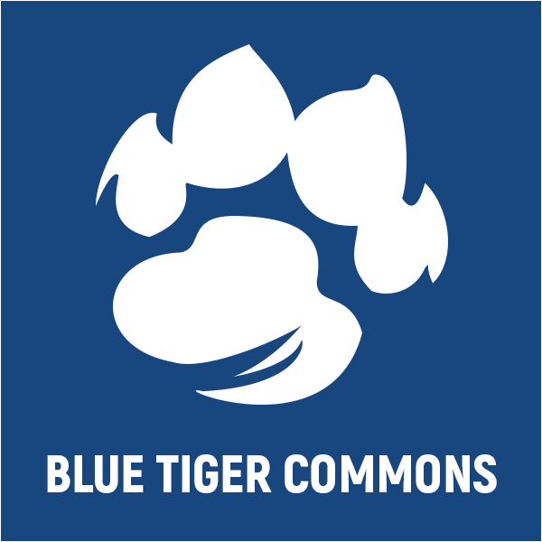 Blue Tiger Commons