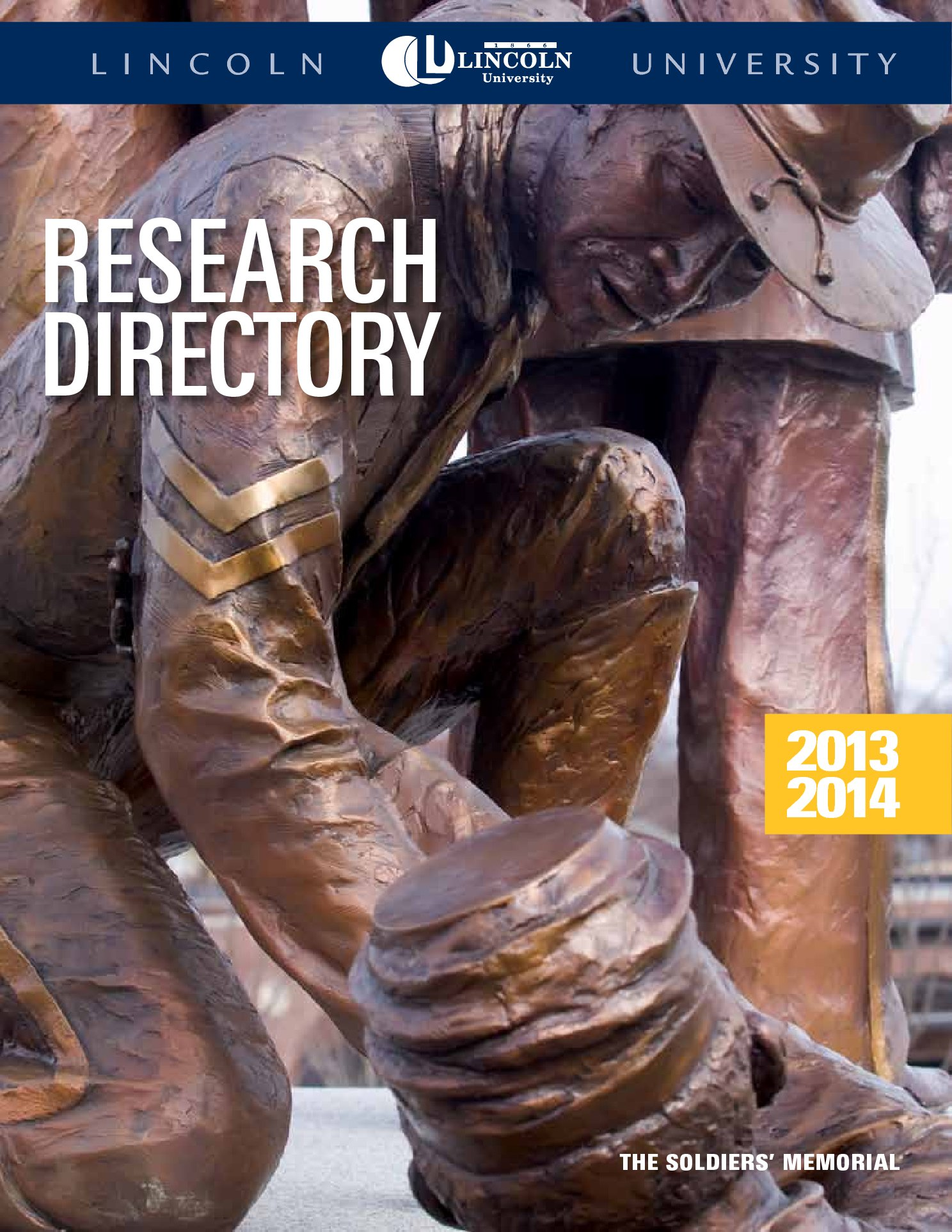 Research Directory Cover Page